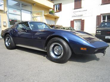 Corvette C3 Stingray Targa